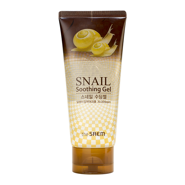 The Saem Snail Soothing Gel