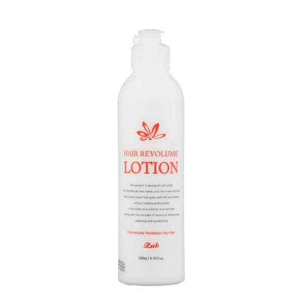 Несмываемый лосьон для волос ZAB Hair Revolume Lotion