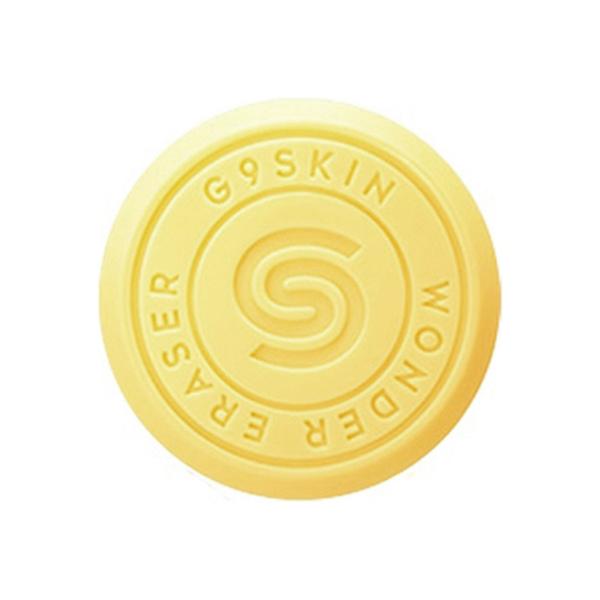 Мыло с экстрактом банана Berrisom G9 Wonder Eraser Banana Milk