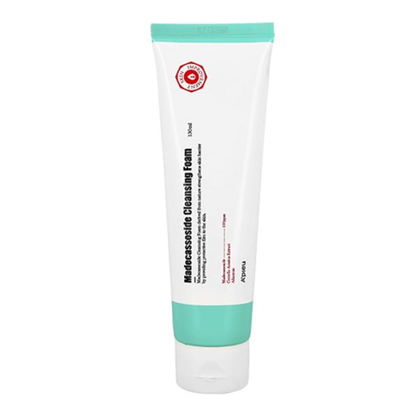 Очищающая пенка для проблемной кожи с мадекассосидом A'PIEU Madecassoside Cleansing Foam