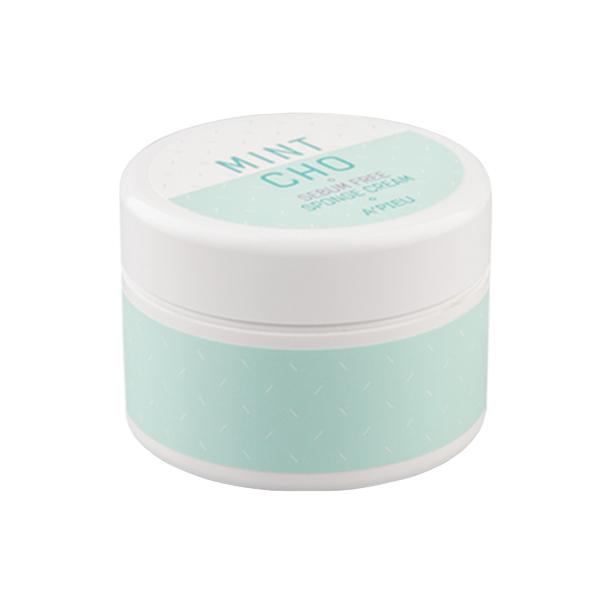 Точечный крем-губка для жирной кожи, 50г A'PIEU Mint Cho Sebum Free Sponge Cream