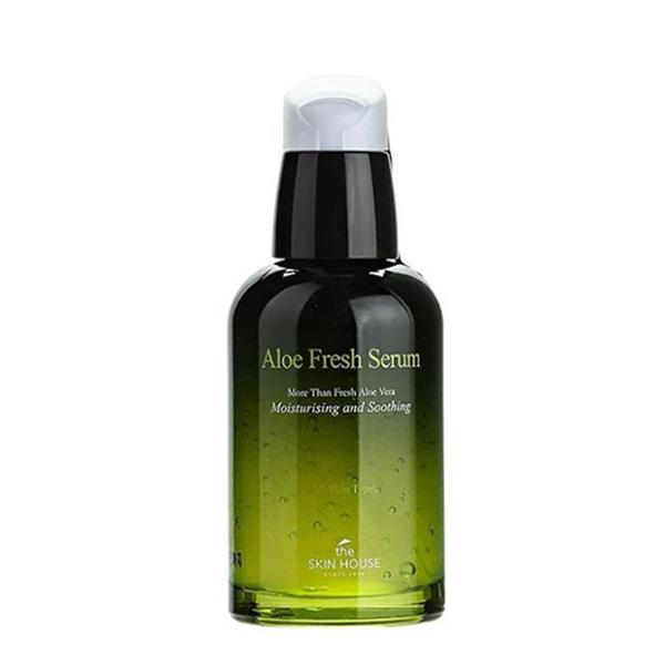 Увлажняющая сыворотка с экстрактом алое The Skin House Aloe Fresh Serum