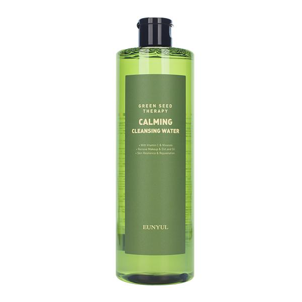 Мицеллярная вода для чувствительной кожи EUNYUL Green Seed Therapy Calming Cleansing Water