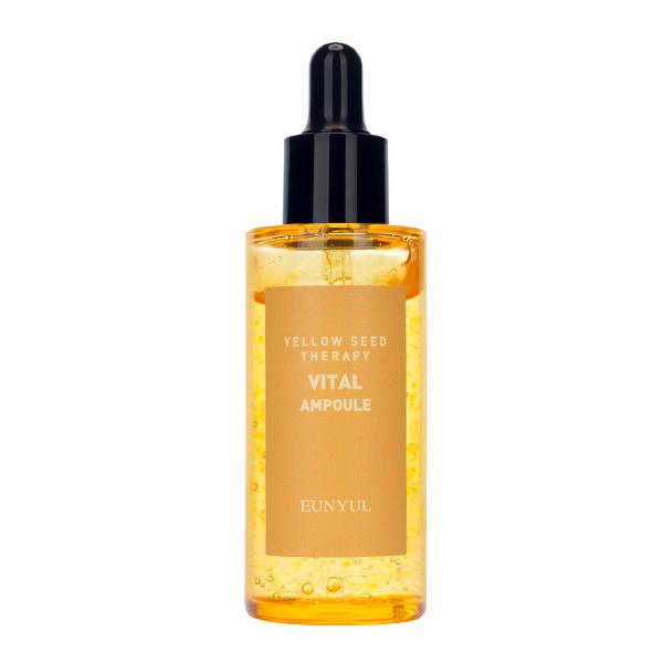 Ампульная сыворотка для тусклой кожи  EUNYUL Yellow Seed Therapy Vital Ampoule