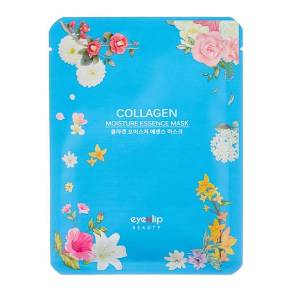 Тканевая маска с коллагеном EYENLIP Moisture Essence Mask Collagen