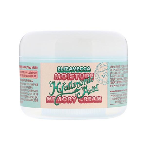 Гиалуроновый крем для лица Elizavecca Moisture Hyaluronic Acid Memory Cream