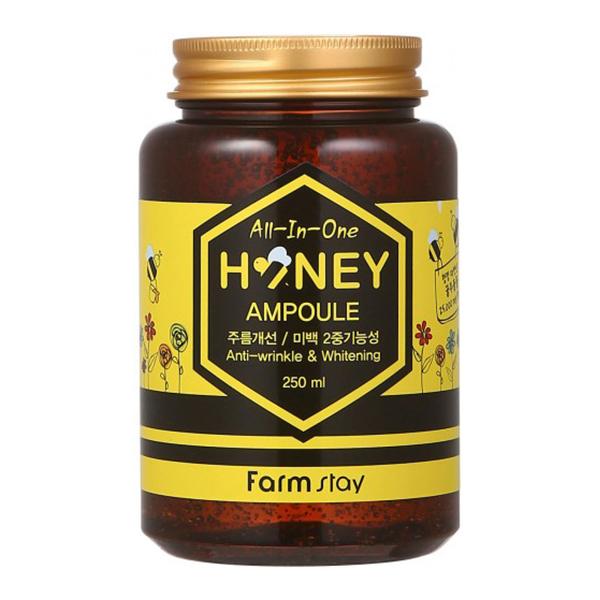 Ампульная сыворотка с медом FarmStay All-In-One Honey Ampoule