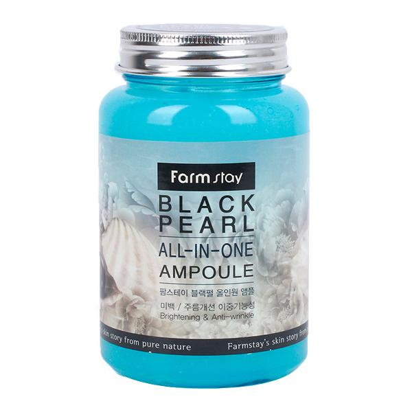 FarmStay Black pearl All-In One Ampoule