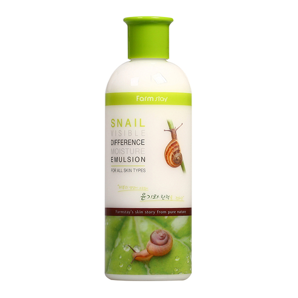 Увлажняющая эмульсия FarmStay Visible Difference Moisture Emulsion (Snail)