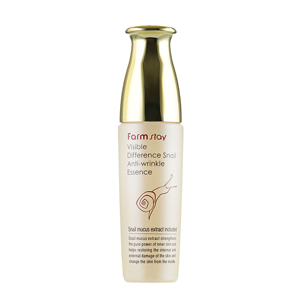 FarmStay Visible Difference Snail Anti-Wrinkle Essence