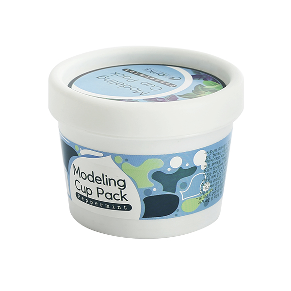 Альгинатная маска с экстрактом мяты  Inoface Peppermint Modeling Cup Pack