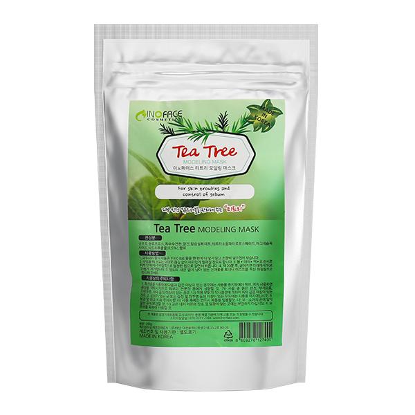 Альгинатная маска с чайным деревом Inoface TeaTree Modeling Mask