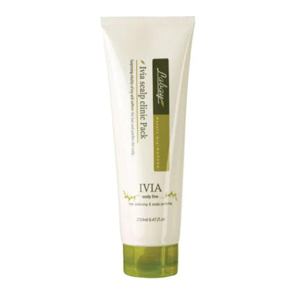 Маска с экстрактом плюща для волос и кожи головы Labay Ivia Scalp Clinic Pack