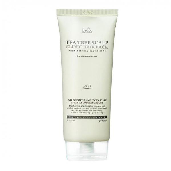 Маска для кожи головы с маслом чайного дерева  Lador Tea Tree Scalp Hair Pack