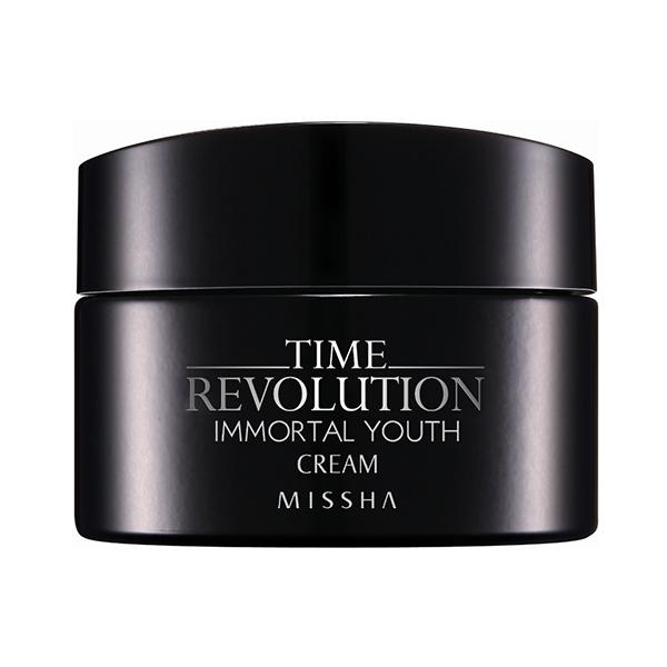 Питательный омолаживающий крем для лица  Missha Time Revolution Immortal Youth Cream