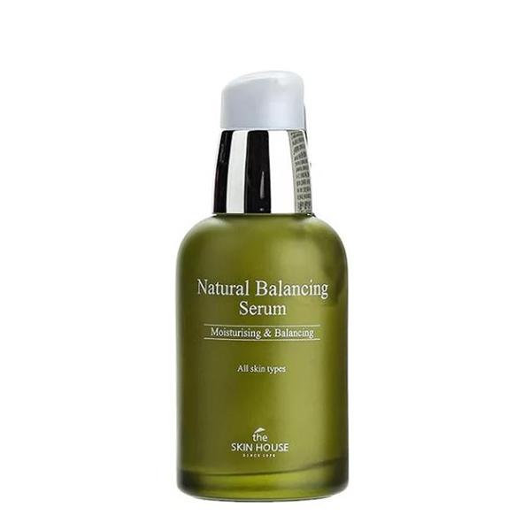 Матирующая сыворотка для комбинированной кожи, 50мл The Skin House Natural Balancing Serum