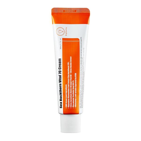 Облепиховый крем для лица  Purito Sea Buckthorn Vital 70 Cream