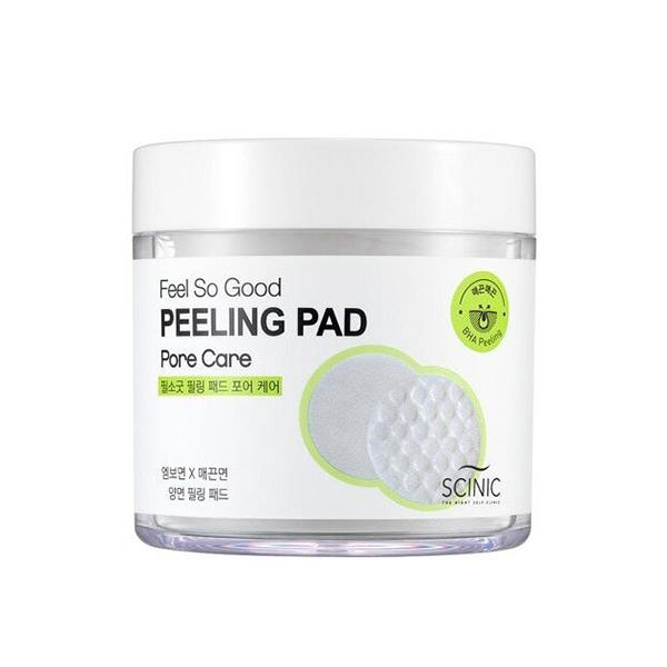 Scinic Feel So Good Peeling Pad (PHA)