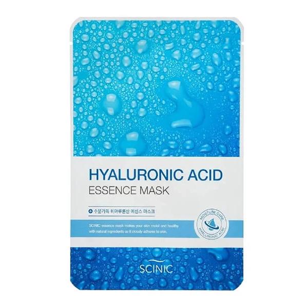 Увлажняющая тканевая маска с гиалуроновой кислотой Scinic Hyaluronic Acid Essence Mask