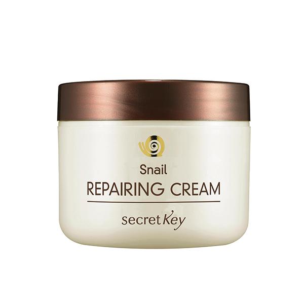 Восстанавливающий крем с экстрактом улитки Secret Key Snail Repairing Cream
