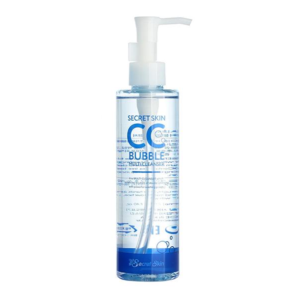 Универсальное очищающее средство Secret Skin СС Bubble Multi Cleanser