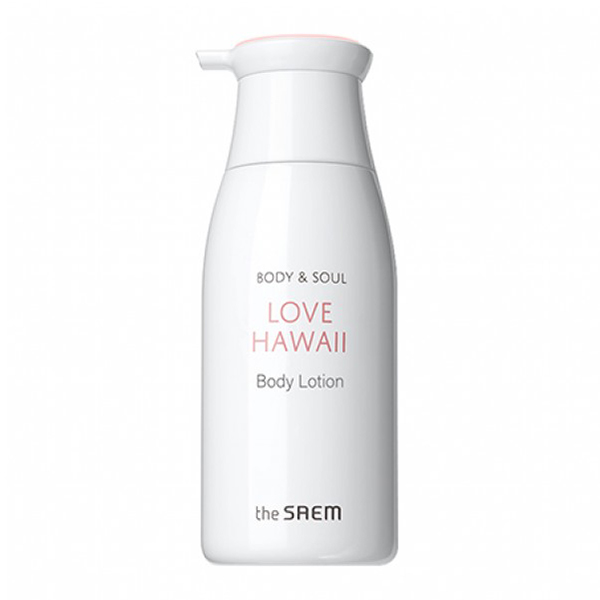 Лосьон для тела The Saem Love Hawaii Body & Soul Love Hawaii Body Lotion