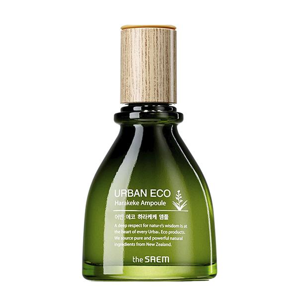 Ампульная сыворотка для чувствительной кожи The Saem Urban Eco Harakeke Ampoule