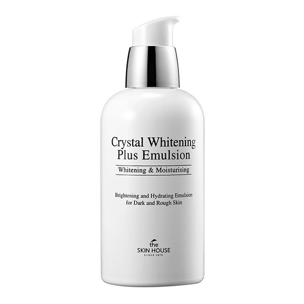 Осветляющая эмульсия для борьбы с пигментацией The Skin House Crystal Whitening Plus Emulsion