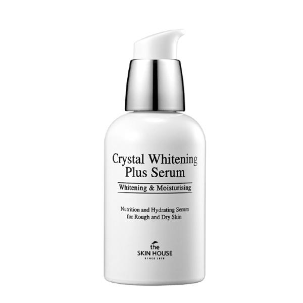 Сыворотка для борьбы с пигментацией  The Skin House Crystal Whitening Plus Serum