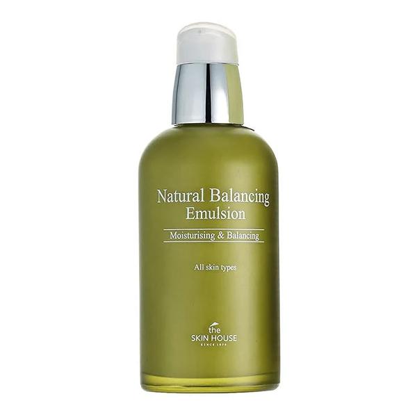 Балансирующая эмульсия для жирной и комбинированной кожи The Skin House Natural Balancing Emulsion