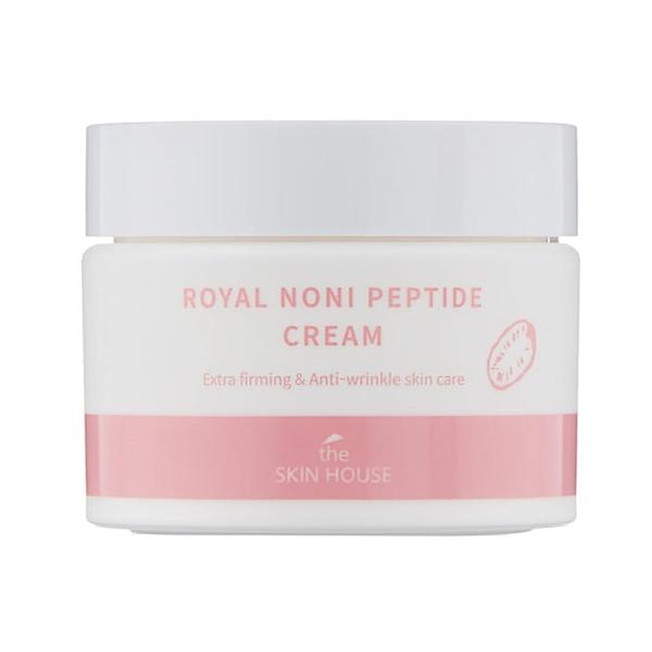 Укрепляющий крем с экстрактом нони и пептидами The Skin House Royal Noni Peptide Cream