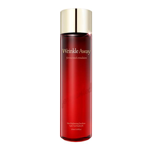 Ферментированная эмульсия с красным 6-летним азиатским женьшенем The Skin House Wrinkle Away Fermented Emulsion