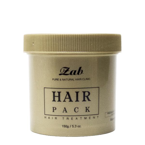 Увлажняющая маска для поврежденных волос Zab Hair Pack Treatment