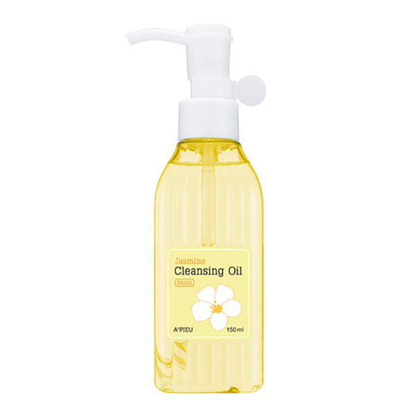 Гидрофильное масло с жасмином для сухой кожи A'PIEU Jasmine Cleansing Oil Moist