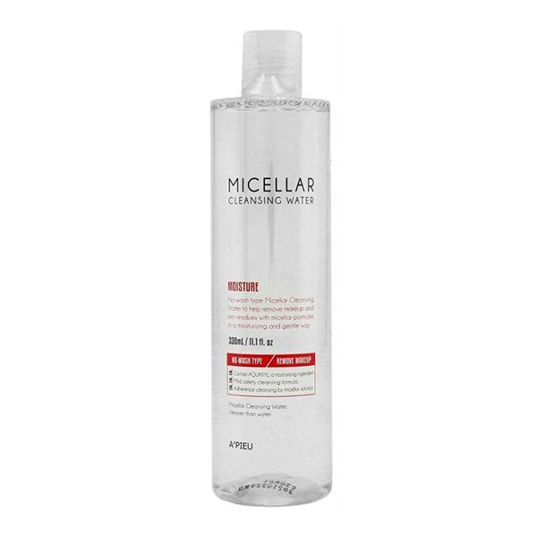 Мицеллярная вода с увлажняющим эффектом A'PIEU Micellar Cleansing Water Moisture