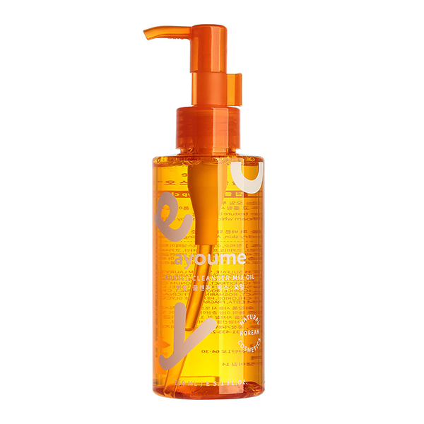Масло-пенка для жирной кожи Ayoume Bubble Cleanser Mix Oil
