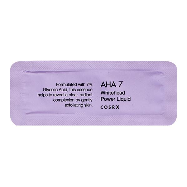 Эссенция с AHA-кислотами для проблемной кожи Пробник CosRX AHA 7 Whitehead Power Liquid