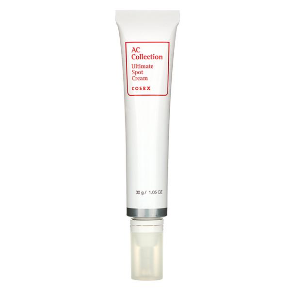 Kpeм c цeнтeллoй oт aкнe тoчeчный Cosrx AC Collection Ultimate Spot Cream