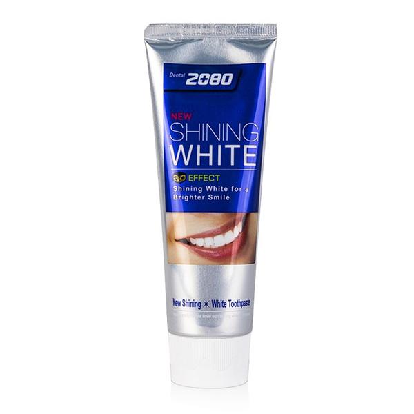 Отбеливающая зубная паста Dental 2080 New Shining White Toothpaste