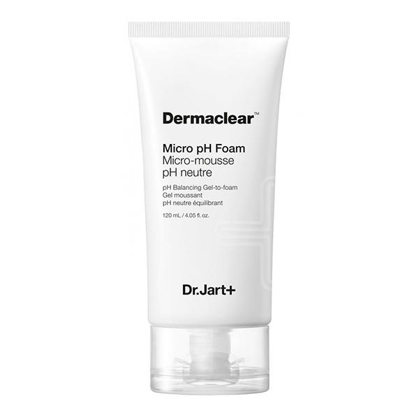 Балансирующая пенка с нейтральным pH Dr.Jart Dermaclear Micro pH Foam Micro-mousse pH neutre