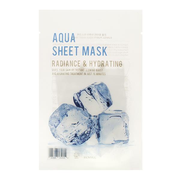 Увлажняющая тканевая маска EUNYUL Purity Aqua Sheet Mask