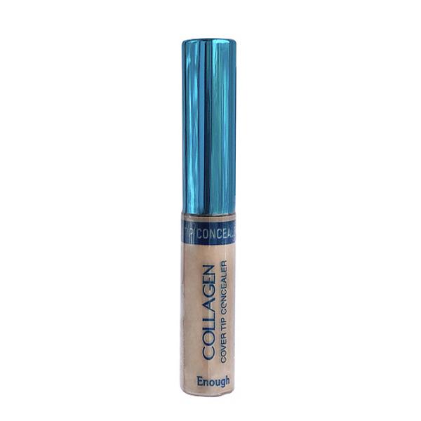 Увлажняющий консилер с коллагеном№01 Enough Collagen Cover Tip Concealer №01