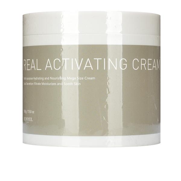 Укрепляющий крем для повышения упругости  Eunyul Real Activating Cream