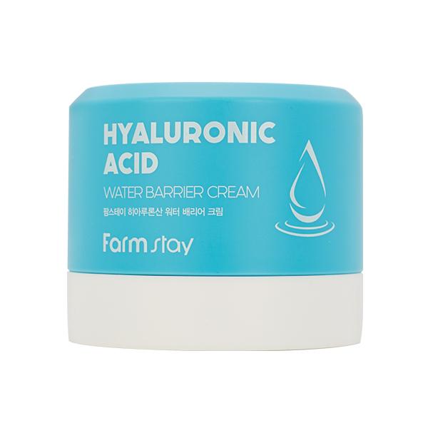 Крем с гиалуроновой кислотой  FarmStay Hyaluronic Acid Water Barrier Cream