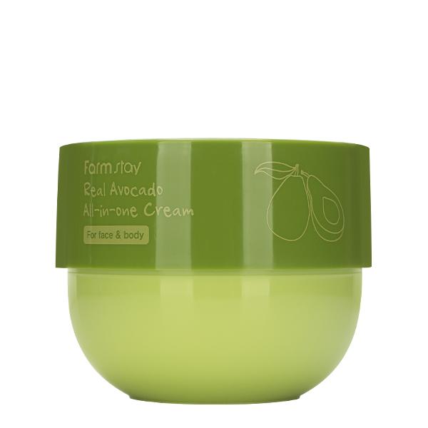 Универсальный крем для лица и тела с авокадо FarmStay Real Avocado All-In-One Cream