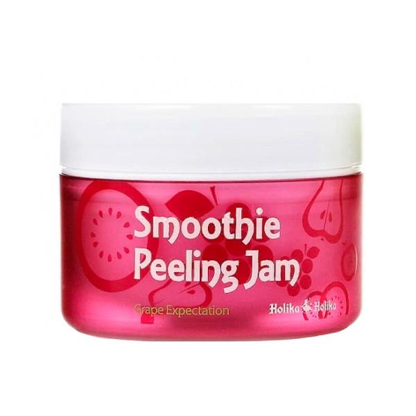 Пилинг-гель с экстрактом винограда Holika Holika Smoothie Peeling Jam Grape Expectation