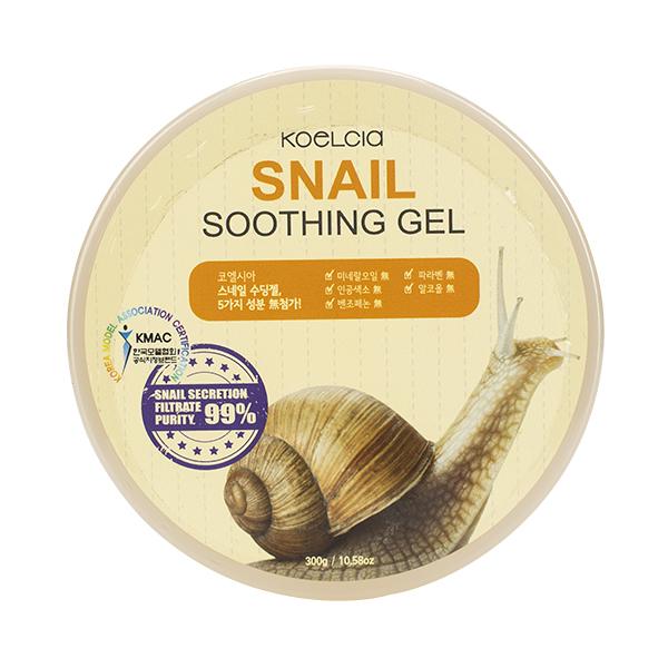 Универсальный гель с муцином улитки Koelcia Snail Soothing Gel