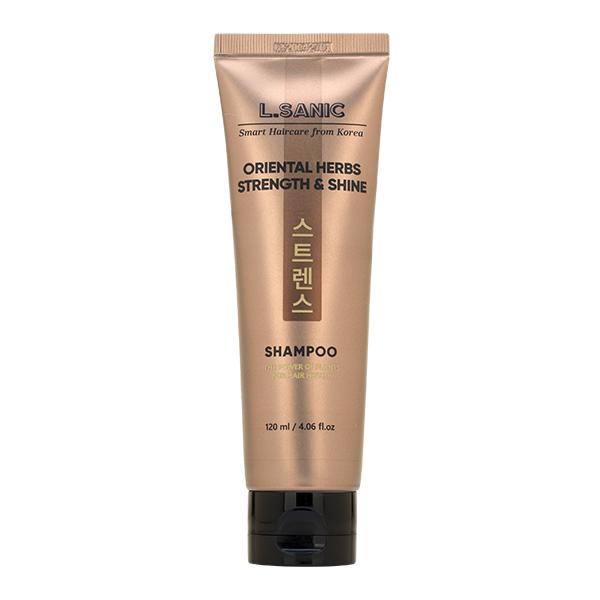 Укрепляющий шампунь для борьбы с выпадением L.Sanic Oriental Herbs Strength & Shine Shampoo