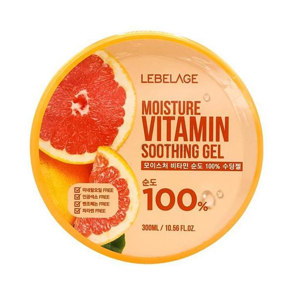 Витаминный универсальный гель для лица и тела Lebelage Moisture Vitamin Soothing Gel