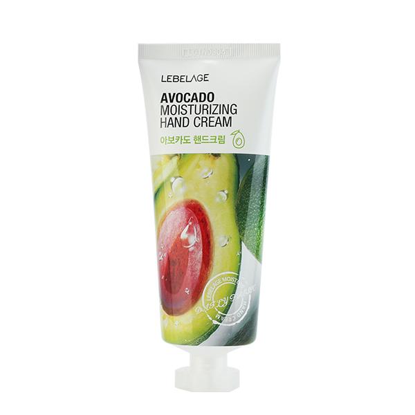 Крем для рук с авокадо Lebelage Moisturizing Avocado Hand Cream